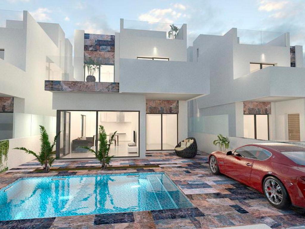 New detached in villa villamartin
