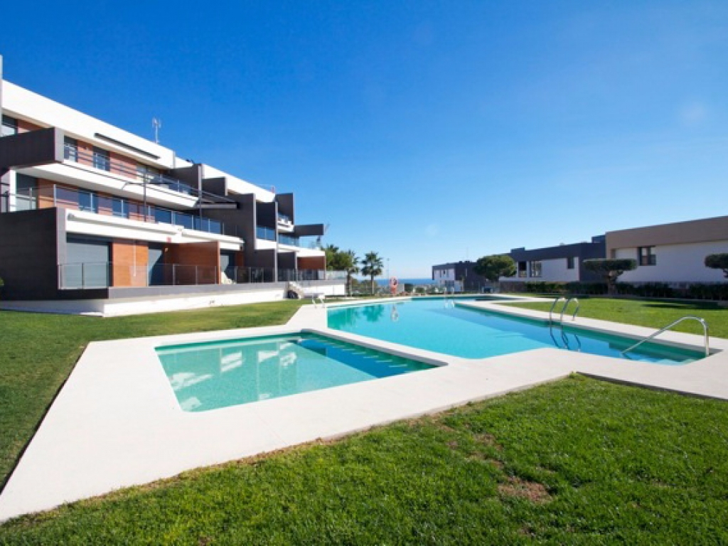 New apartment in Villamartin