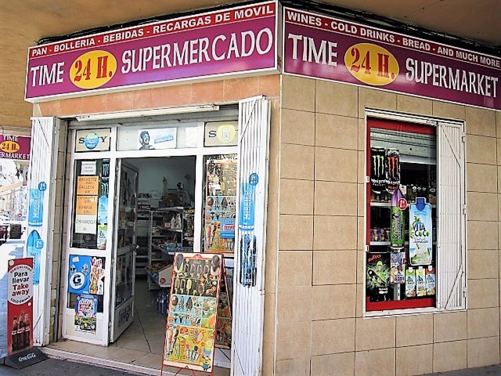 Supermarket 24h-traspaso 20000€