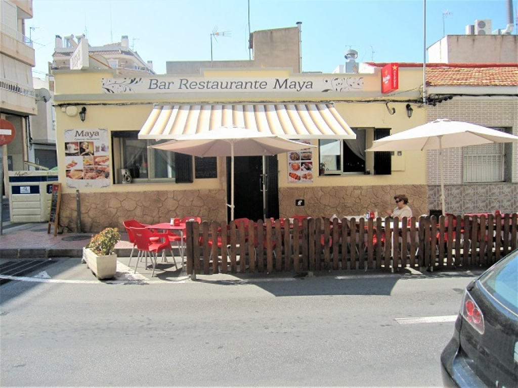 bar in torrevieja _ Traspaso 11.500