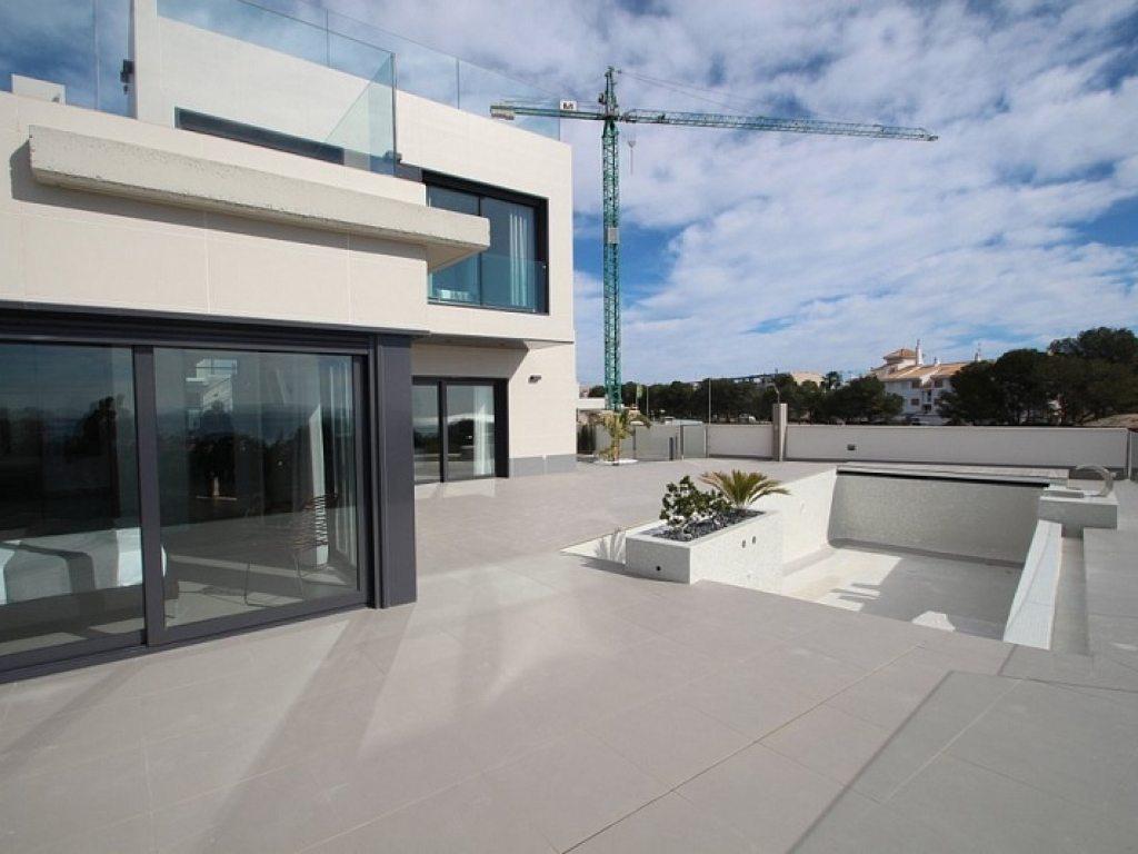 New build Villa in Campoamor