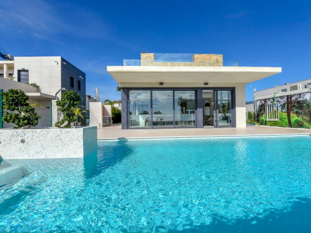 New Build Villa in Dehesa de Campoamor