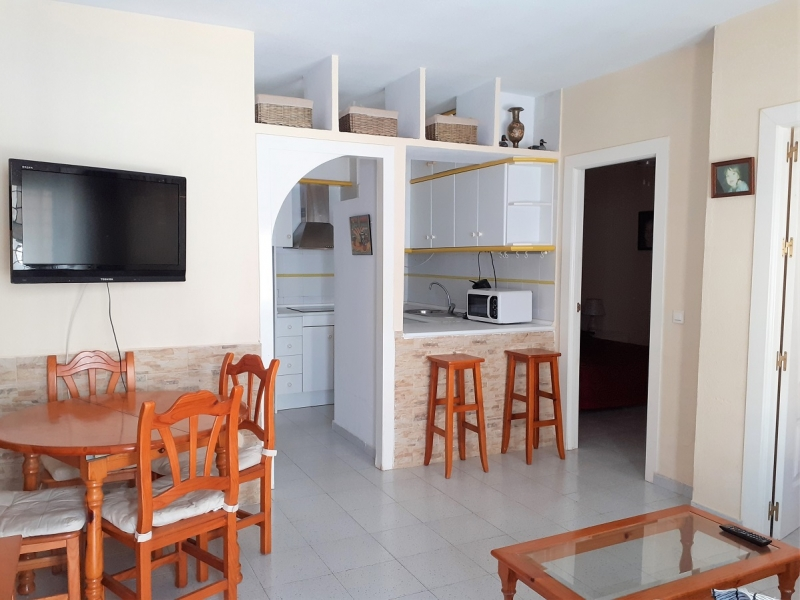 2 Bedroom Ground Floor in La Mata